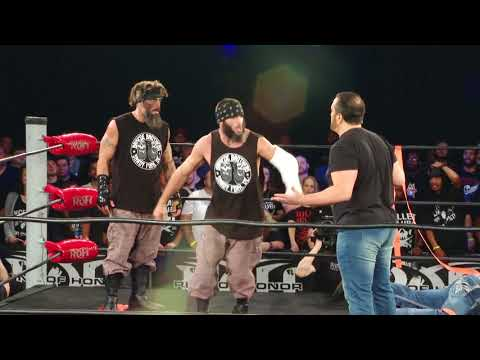 Final Battle - The Briscoes vs Tommy Dreamer & Bully Ray