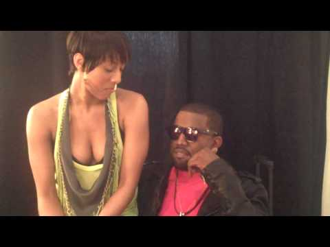 Keri Hilson And Kanye, Countdown To Keri's Album Release:::3.24.09::12 Days!!