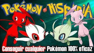 Glitch conseguir cualquier Pokémon 100% eficaz (Esmeralda) [Pokémon Hispania]