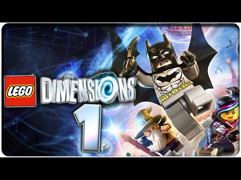 Let's Play LEGO DIMENSIONS Part 1: Reise durch die Dimensionen