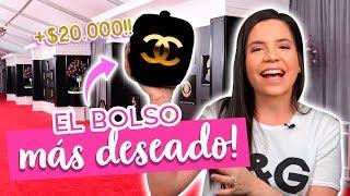 CARTERA DE COLECCIÓN!👜💎 Cuánto costó La CARTERA DE LOS GRAMMY!💸  | Camila Guiribitey