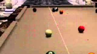 Q-Ball Billiards Master - Playstation 2 [PSXHAVEN.COM]