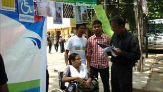 Mass Signature Collection Campaign at Jagannath University