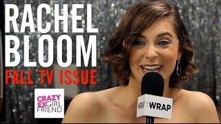 Crazy Ex-Girlfriend Star Rachel Bloom Interview TheWrap Magazine Fall TV Issue Cover Shoot