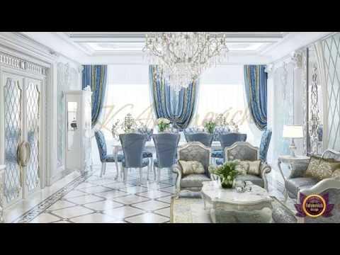 Best Living Room Interior Design Ideas from Luxury Antonovich Design