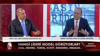 Ümit Özdağ: Bizim partimizin rol modeli Mustafa Kemal Atatürk'tür