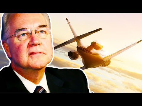 Tom Price Flying Out Of Trump Administration