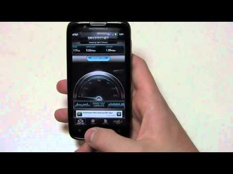Motorola Atrix 2 Review Part 2