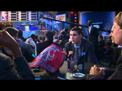 All Access with Klay Thompson at 2011 NBA Draft