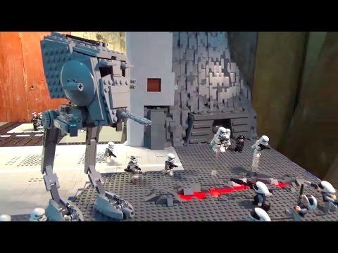 Star Wars Battlefront: Sullust | LEGO MOC - YouTube
