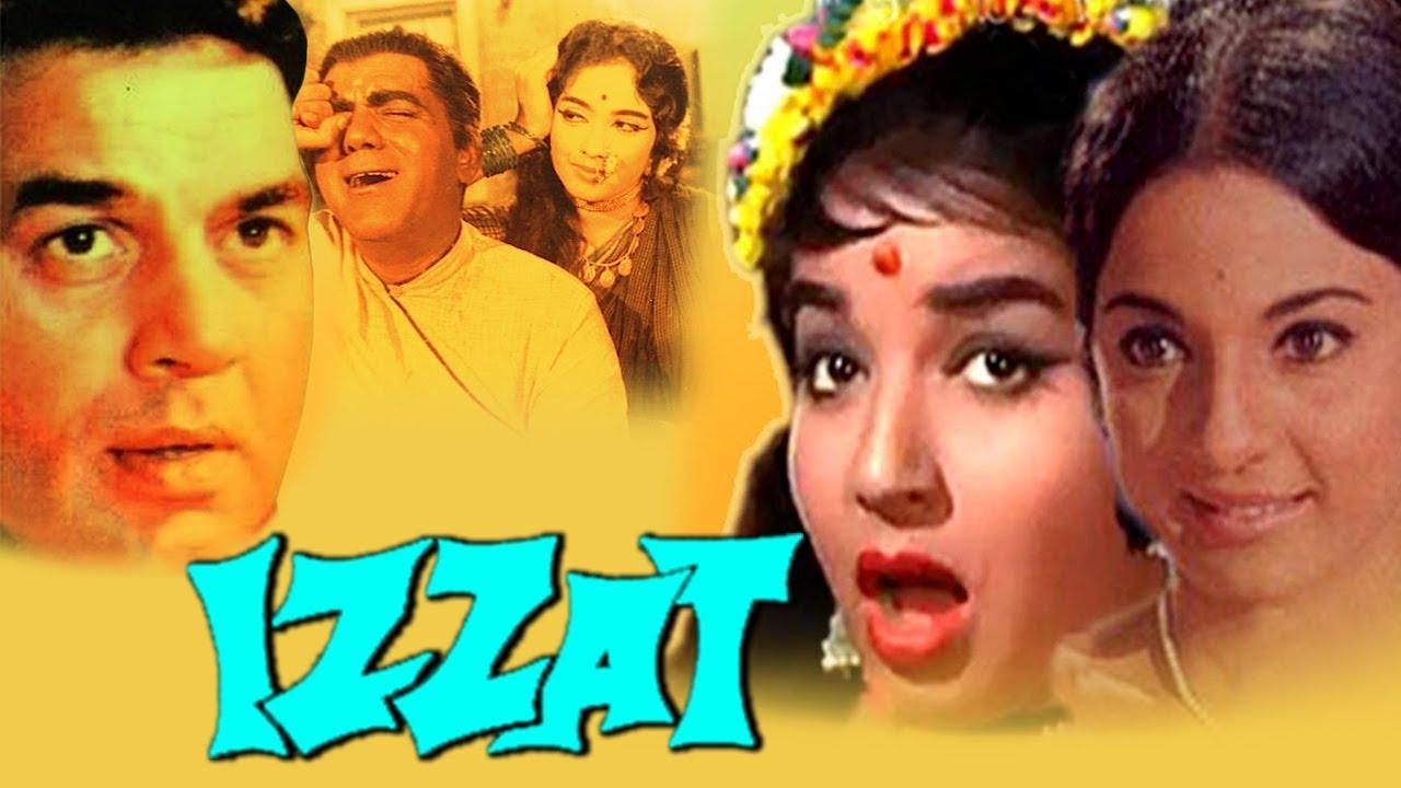 Download Izzat (1968) Full Hindi Movie | Dharmendra, Tanuja, Jayalalithaa, Mehmood, Balraj Sahni