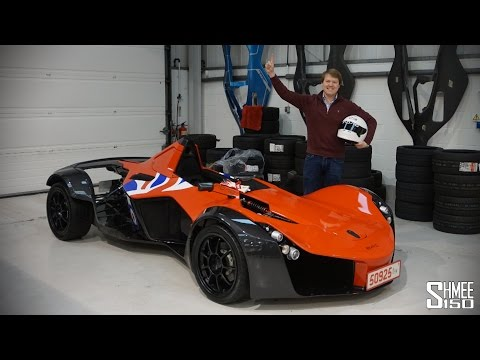 The BAC Mono is a Racecar for the Road!
