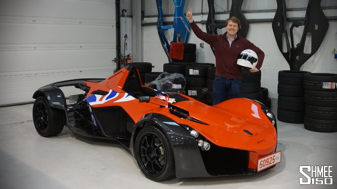 The BAC Mono is a Racecar for the Road! - YouTube