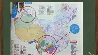 八上地理4-1中國人口分布與影響原因
