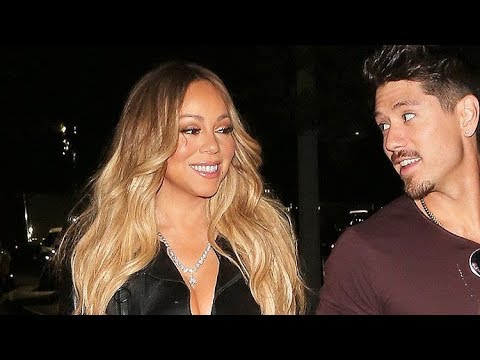 Mariah Carey Attends Beyonce Concert With Boyfriend Bryan Tanaka ... And Champagne!