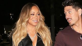 Baixar Mariah Carey Attends Beyonce Concert With Boyfriend Bryan Tanaka ... And Champagne!