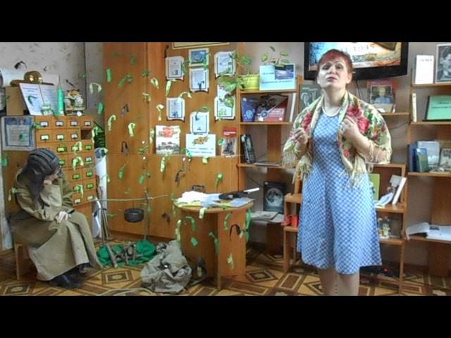 Изображение предпросмотра прочтения – ЛюдмилаИстомина читает произведение «О войне» (Разные писатели )