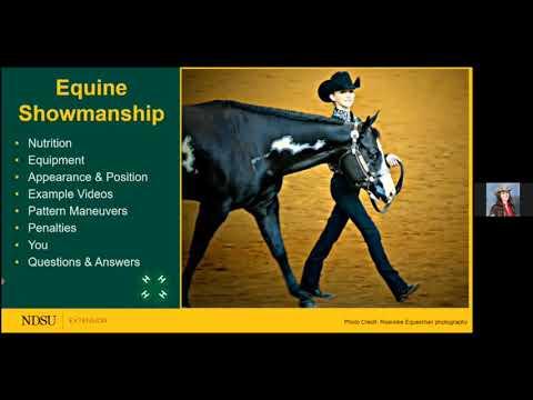 Horse Showmanship Clinic