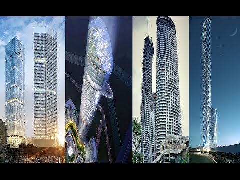 Top 10 Tallest Buildings In India ( Under Construction )