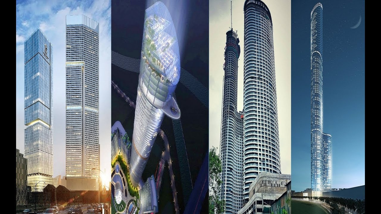 top 10 tallest buildings in india under construction youtube