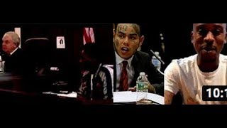Treyway Ceo Shotti Accused Of Snitching I Got Paper Work CRAZY Why 6IX9INE Not Free...DA PRODUCT DVD