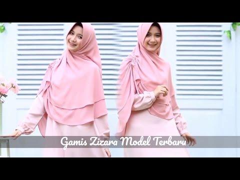 Gamis Zizara Hijab Terbaru (Gamis Chic 081315720052)