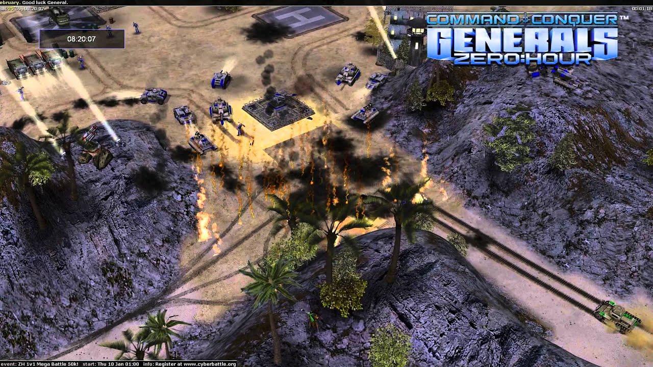 Generals Zero Hour: Contra 008 Final Tas-ix