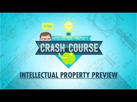 Crash Course Intellectual Property and Economics!