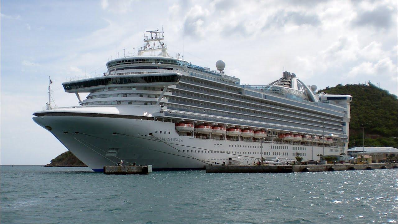 Caribbean princess cruise ship preview youtube baanklon Choice Image