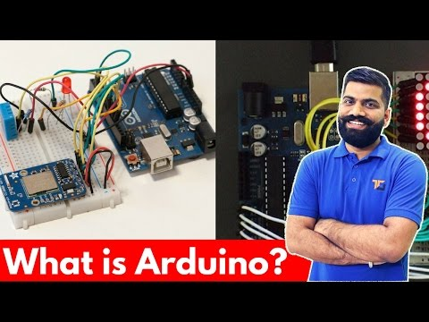 What Is Arduino? Arduino Projects? Arduino Vs Raspberry Pi?