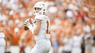 Writer's Block - Jalen Hurts vs Sam Ehlinger