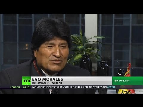 Imperialist Obama is a war criminal – Bolivian President