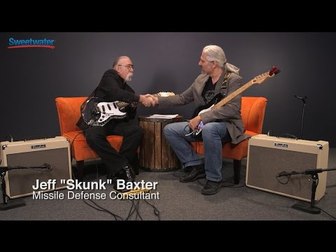 BOSS GP-10 Guitar Processor Review with Skunk Baxter & Mitch Gallagher - Sweetwater Sound