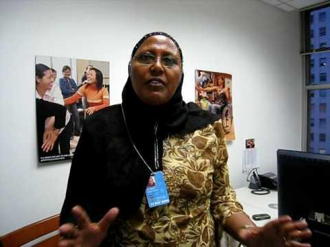 Global Fund for Women Grantee Partner, Hubbi Hussein Al-Haji of WomanKind, Kenya