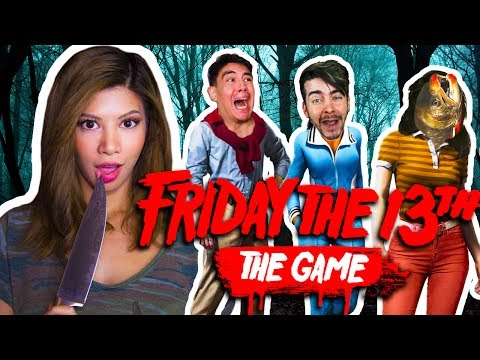 COME OUT BOYS, MOMMAS HOME - Friday the 13th w/ KubzScouts, Charborg & Razzbowski!