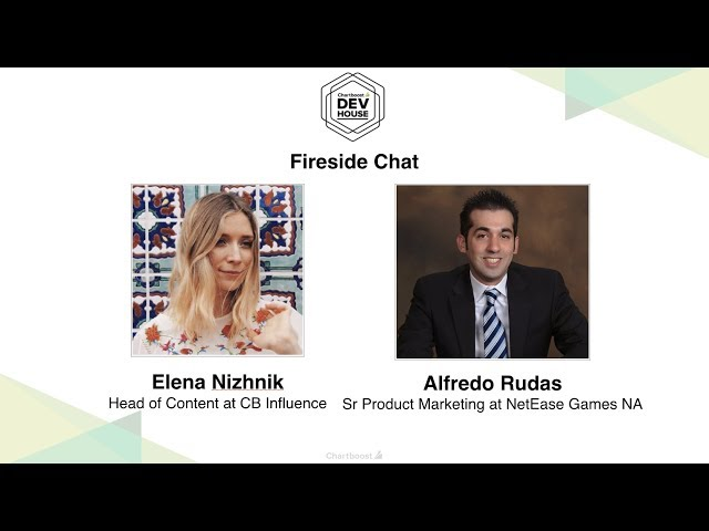 NetEase Games - Key trends and best practices in game influencer marketing (Chartboost Dev House)