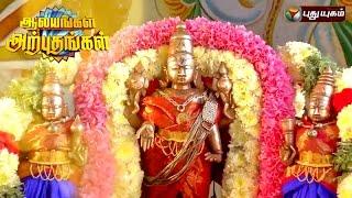 Sri Gilla Srinivasa Perumal Temple   Aalayangal Arputhangal   12/07/2016   Puthuyugam TV