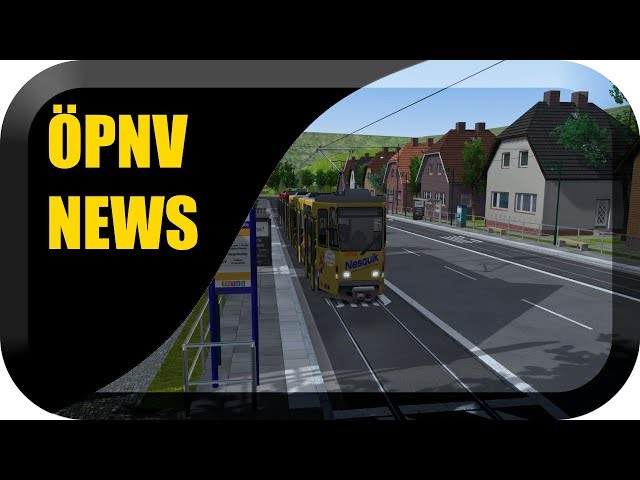 ÖPNV News #47 Omsi 2, LOTUS und Bus Simulator uvm