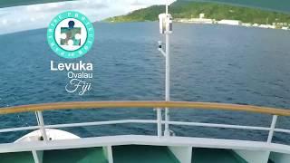 Protector of Paradise Fiji - LEVUKA - Captain Cook Cruises #protectorofparadise #fiji