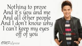 You and Me Lyrics(Lifehouse) - Khalil Ramos Cover