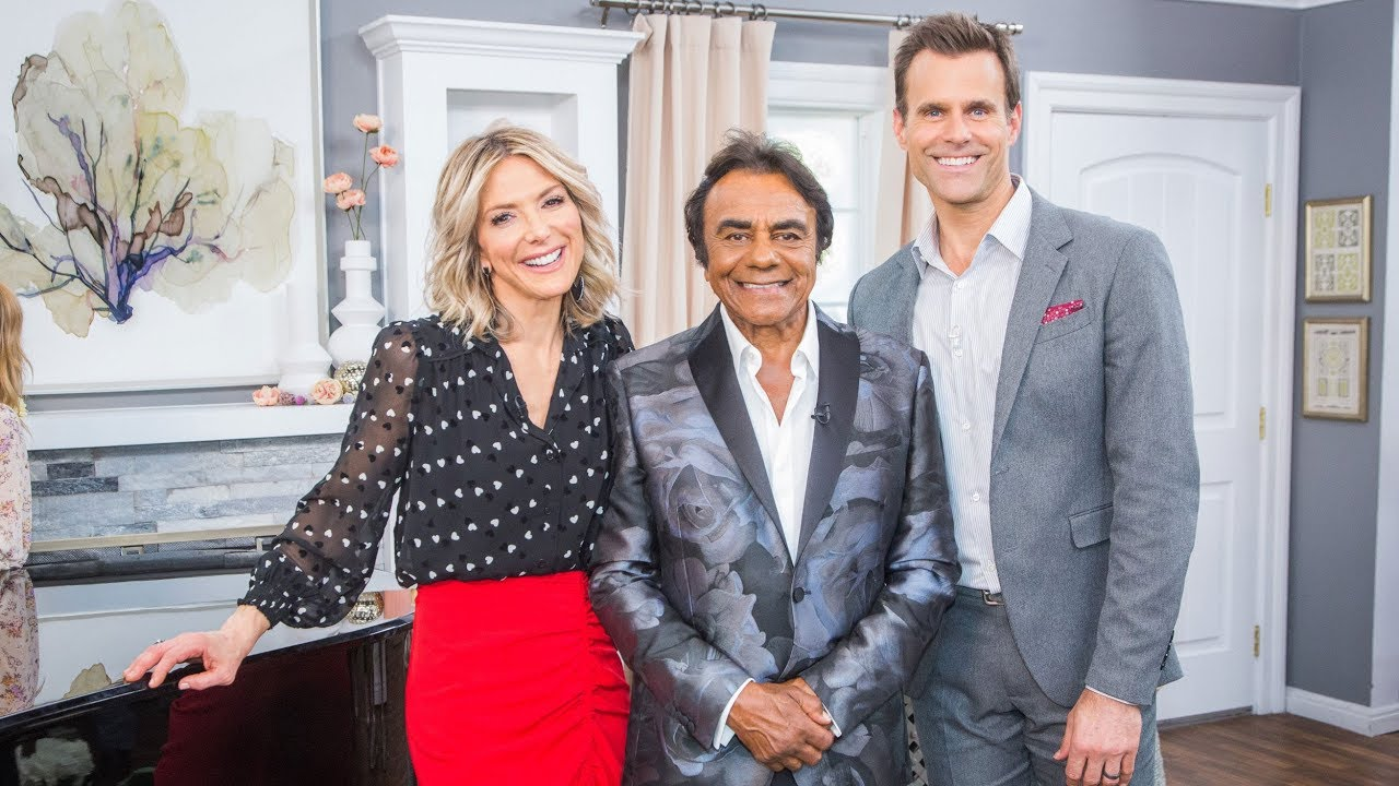 Johnny Mathis Interview - Home & Family