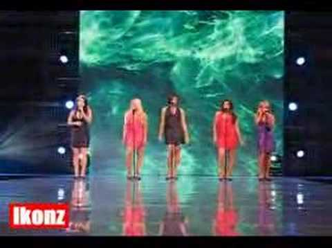 Hope (The X Factor) Live at The Clothes Show - Pho...
