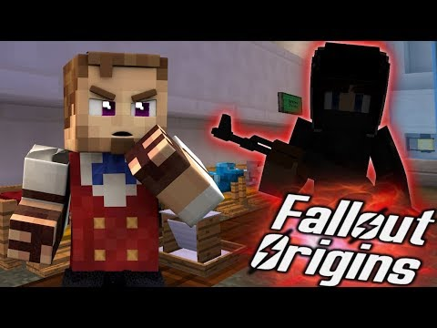 HE FOUND ME! Minecraft FALLOUT ORIGINS #14 ( Minecraft Roleplay SMP ) thumbnail