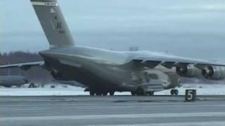 C 17 Assault Landing