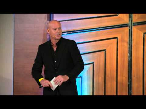 Conformity Opposing Creativity: Peter Kenny at TEDxHongKongED