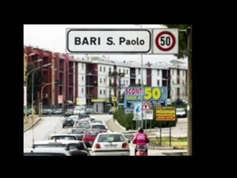 Quartiere san paolo detto C.E.P bronx di bari