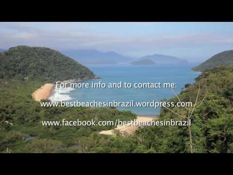 TOUR of Paraty Ubatuba Ilha Grande the best beaches and ecotourism in Brazil
