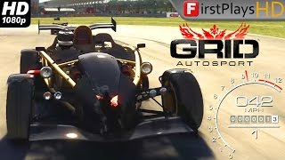 GRID Autosport - PC Gameplay 1080p