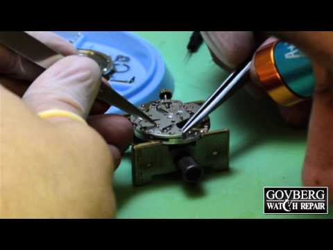 Breitling Watch Repair
