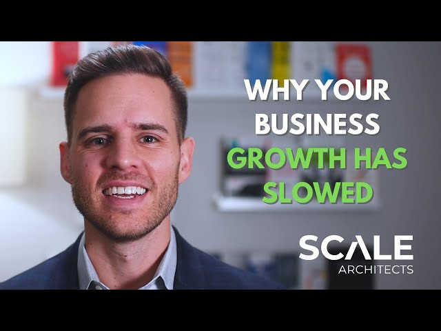 Why Your Business Growth Has Slowed